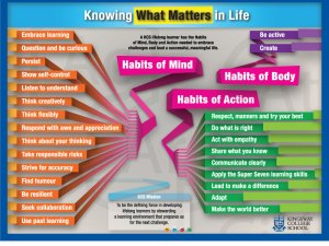 Habits of Mind, Body and Action