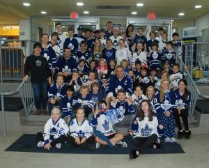 KCS Loves the Leafs