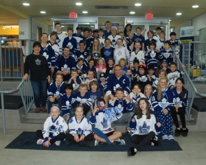 KCS Loves the Leafs