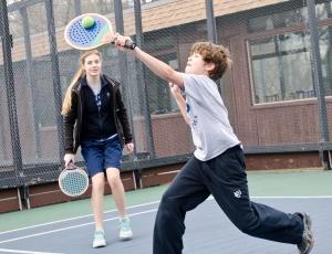 Paddle Tennis KCS Elective 2013