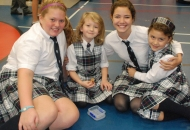 Grade 8 – Primary Buddy Program