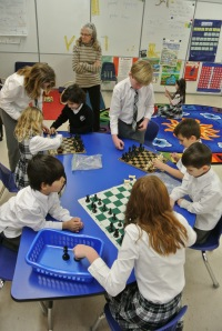 SK Chess at KCS