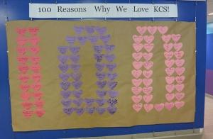 100 Reasons Why We Love KCS