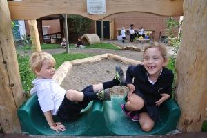 KCS Outdoor Classroom