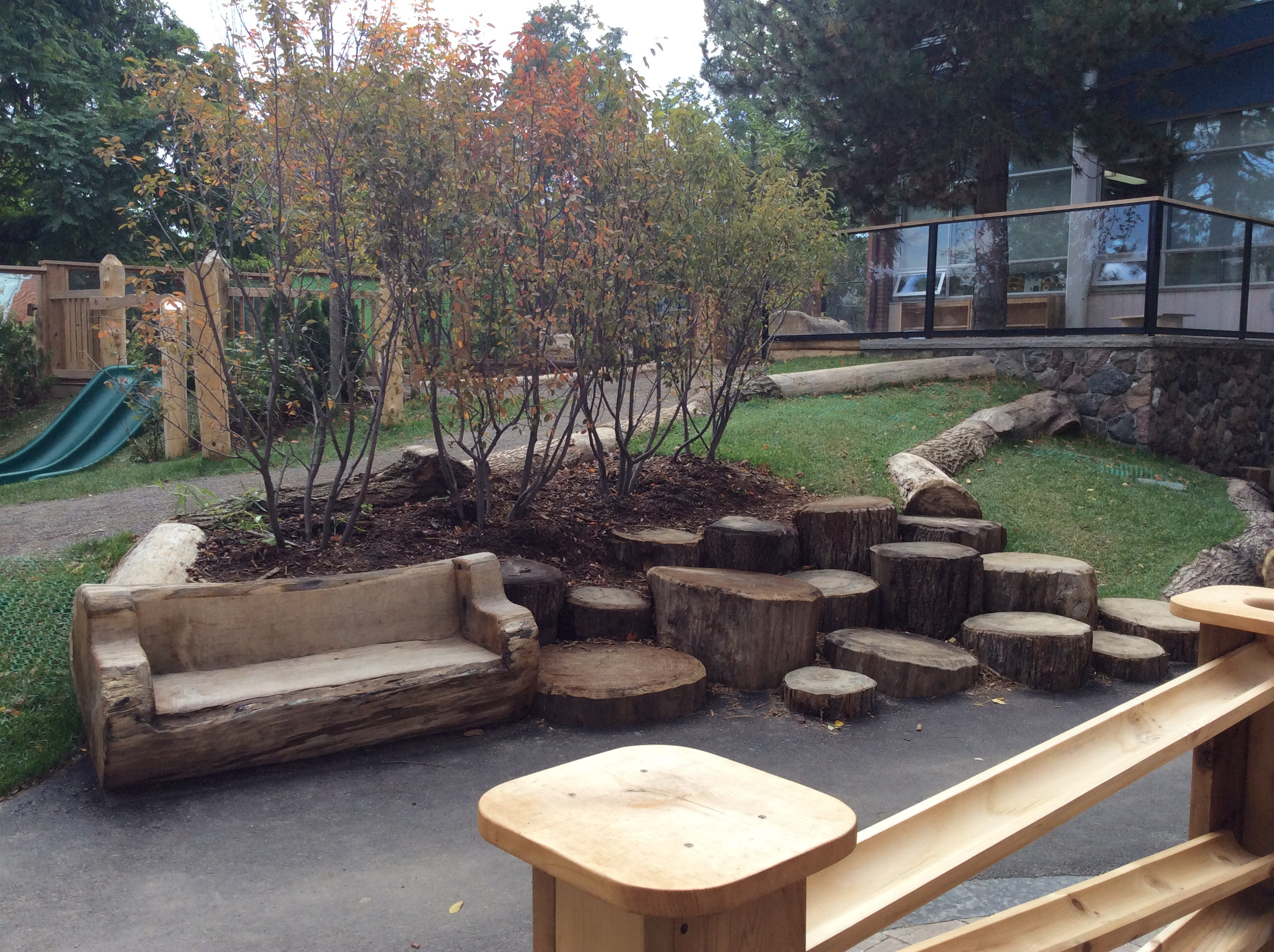 Outdoor Classroom Design ~ Outdoor classroom