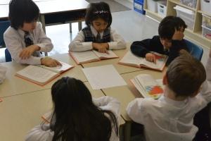 Reading Mastery in Grade 1