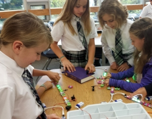 littleBits at Kingsway College School