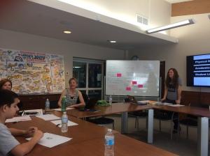 Future Design School Workshop at Kingsway College School