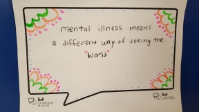 What does mental health mean to you?