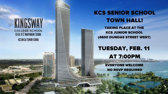 KCS Senior School Town Hall
