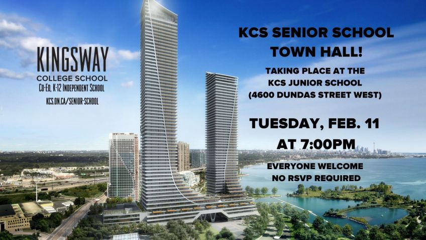 KCS Senior School Town Hall